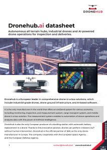 Dronehub datasheet